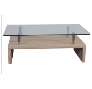 HOSWICK - TABLE BASSE RECTANGULAIRE